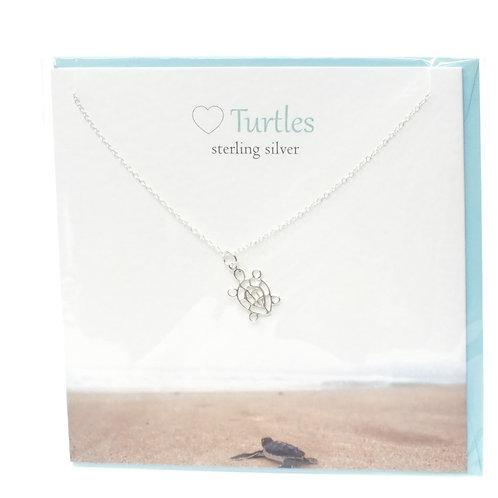 Turtles Pendant