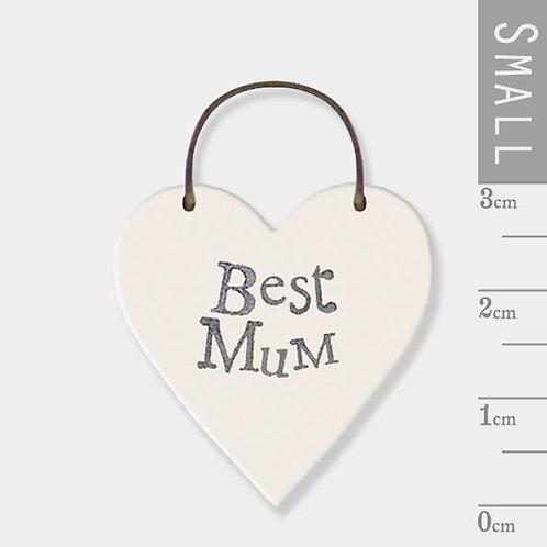 Little Heart Sign-Best Mum