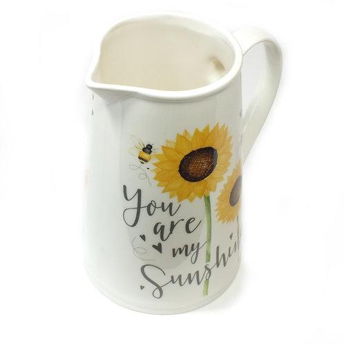 Sunflower Jug