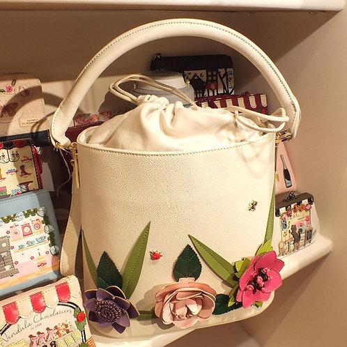 English Garden Bucket Bag