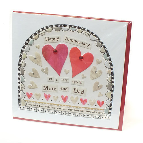 Mum & Dad Anniversary - Fiesta