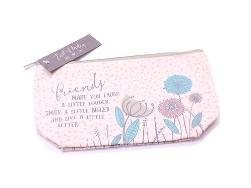 Friends Laugh Cosmetic Bag