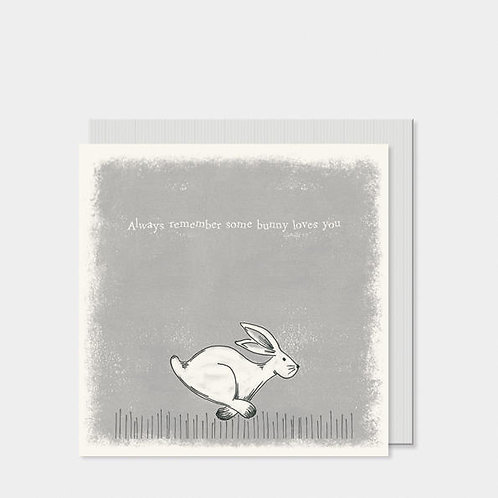 Square Card-Hare/Always Remember