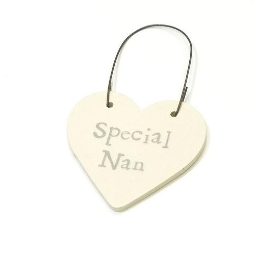 Little Heart Sign-Special Nan