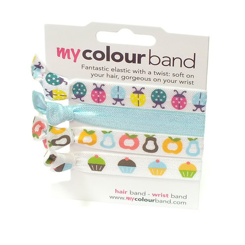 Picnic Colourbands (Pack of 3)