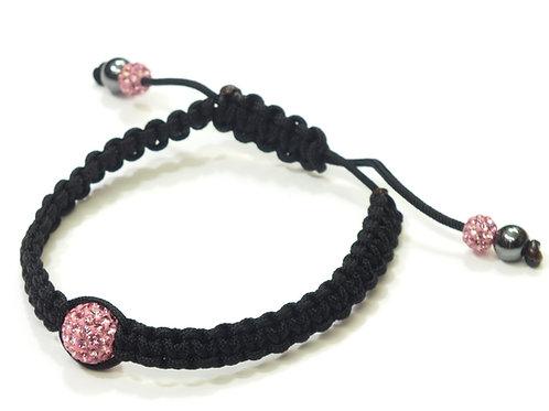 Shamballa Bracelet - Candy Bling - One Ball