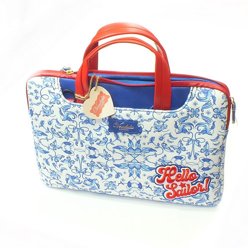 Hello Sailor Laptop Bag