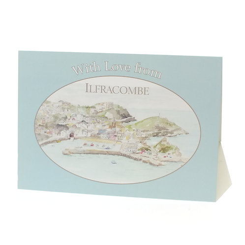 """July - """"With Love from Ilfracombe"""""""
