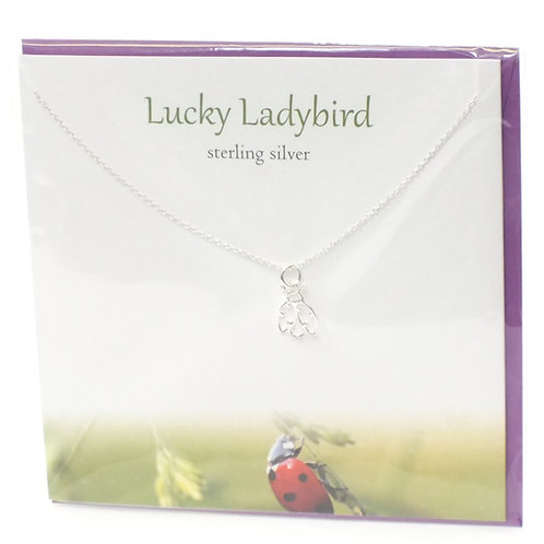 Lucky Ladybird Pendant