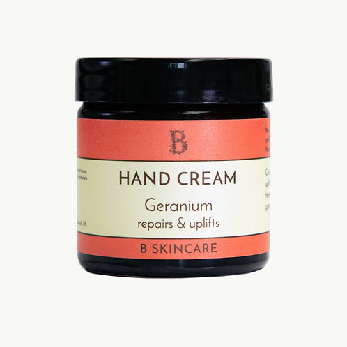 Geranium Hand and Foot Cream - 60ml