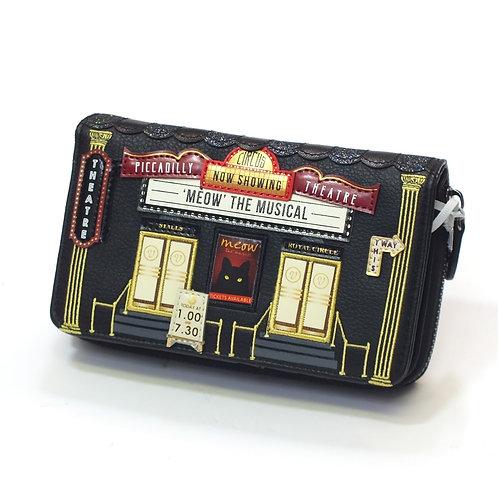 Piccadilly Theatre Medium Ziparound Wallet
