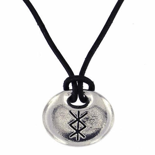 Protection Bind Rune Pendant