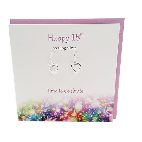 Happy Birthday Earrings 18