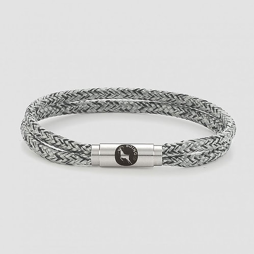 Rope Bracelet - Mont Blanc - Twin Loop Magnetic Catch