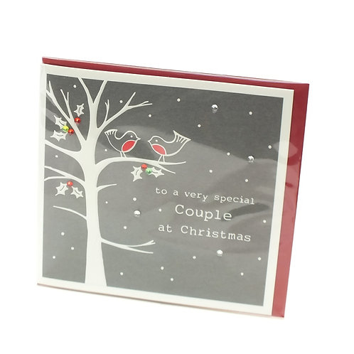 to a very special Couple at Christmas
