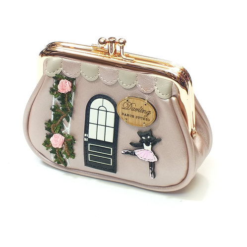 Darling Dance Studio Clipper Coin Purse