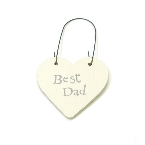 Little Heart Sign-Best Dad