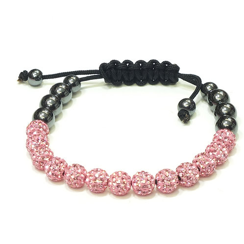 Crystal Bracelets in a variety of colours