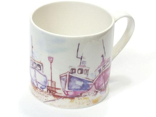 Coastal Trawlers Mug