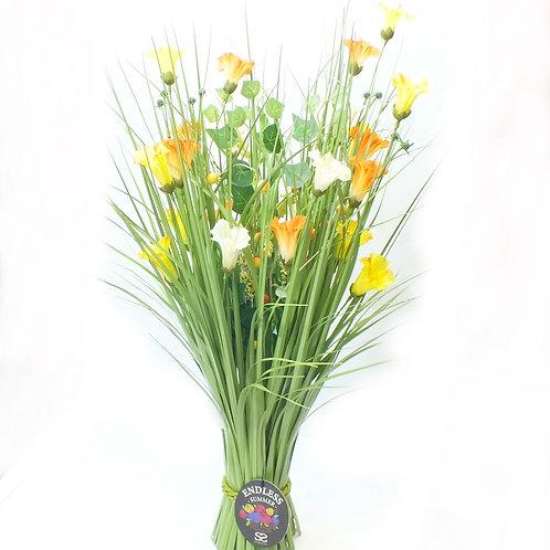 Floral Bundle Morning Glory 70cm