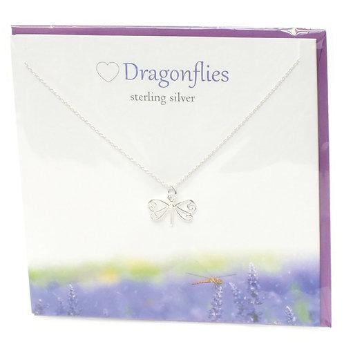 Dragonflies Pendant