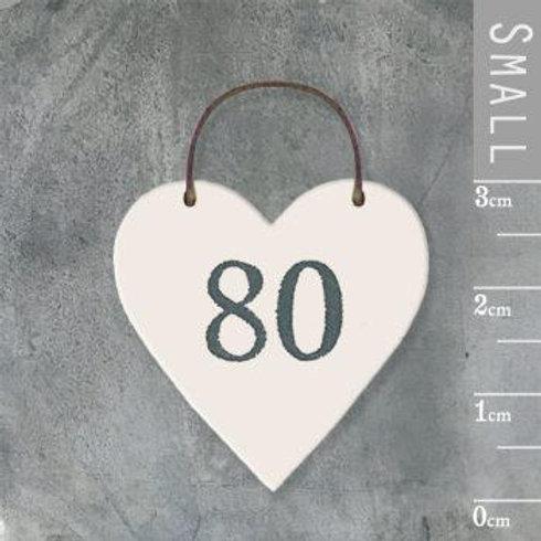 Little Heart Sign-80