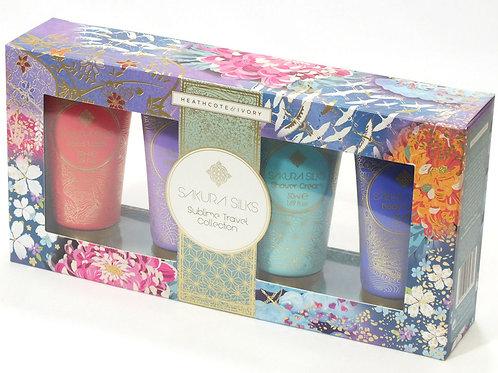 Sakura Silks Sublime Travel Set