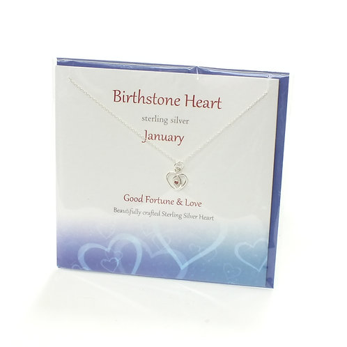 Birthstone Pendants