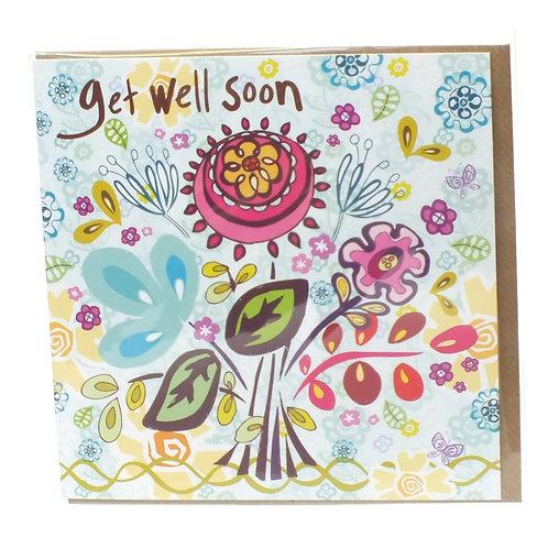 Get Well Soon - Marimba