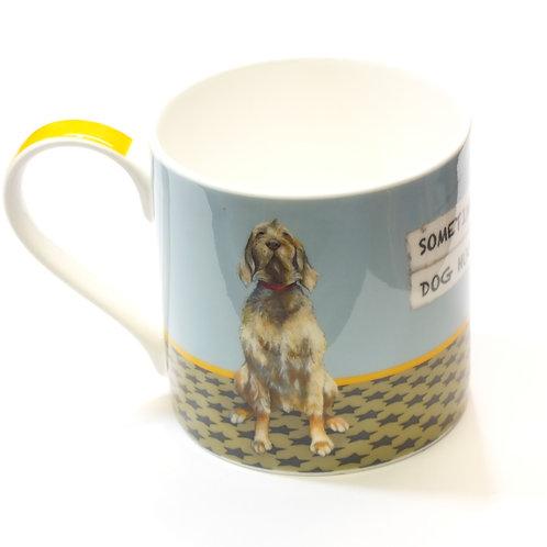 Mug & Box 'Dog Hug'