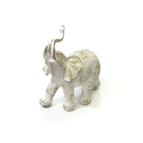 Decorative Etched Elephant