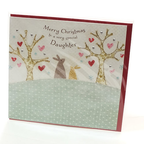 Merry Christmas to a very Special Daughter