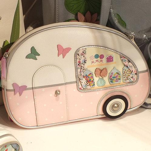 Sweetie Caravan Pouch Bag