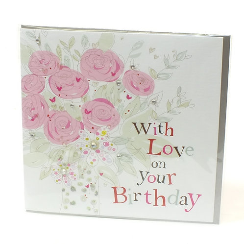 Birthday Roses - Fandango