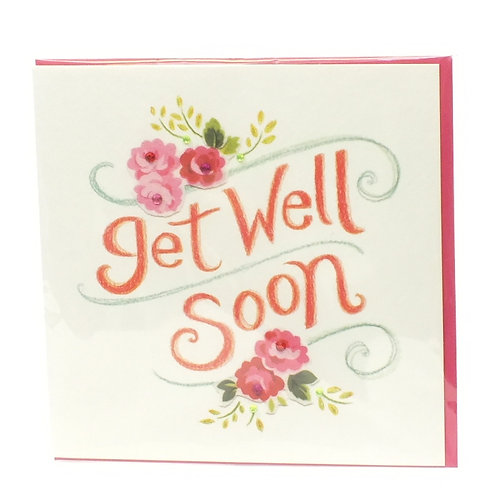 Get Well Soon - Tahiti