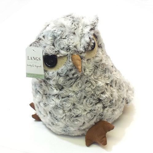 Fluffy Owl Doorstop