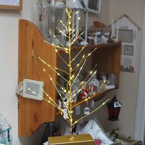 Festive Tree - gold