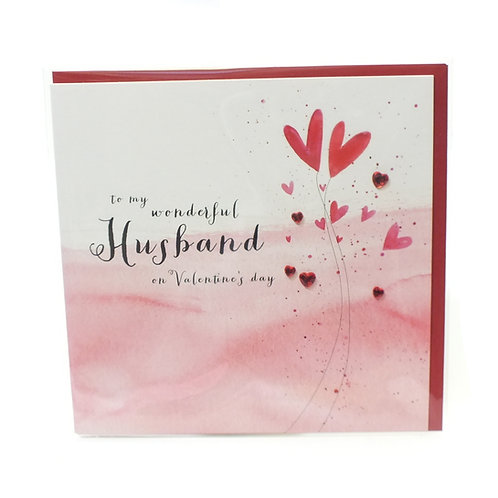Wonderful Husband - Card