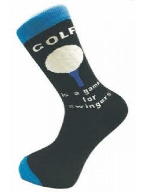 Golf ... Swingers Socks
