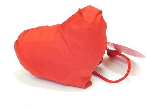 Love Heart Foldable Shopping Bag