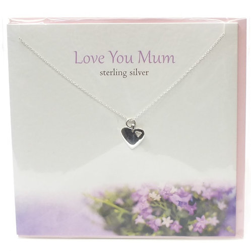 Love You Mum Pendant