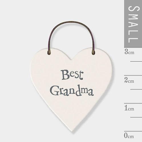 Little Heart Sign-Best Grandma
