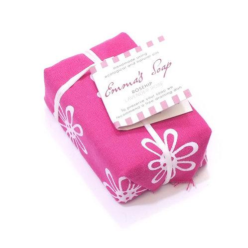 Rosehip Soap - Lavender Rose