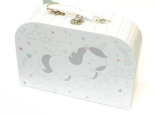 Baby Unicorn Suitcase - Large
