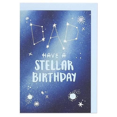 Dad have a stellar Birthday