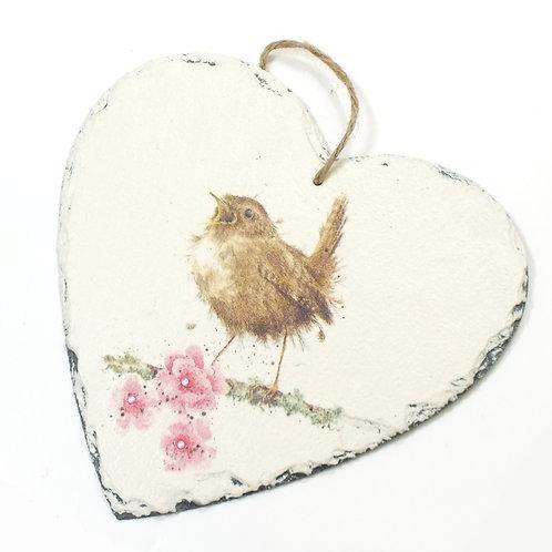 Wren, Heart Slate