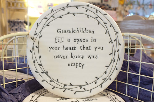 Grandchildren Coaster