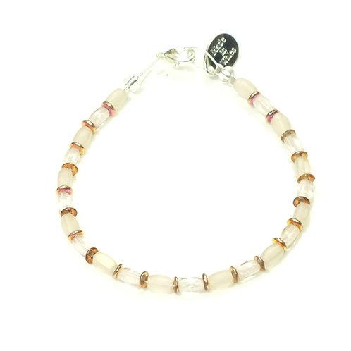 Blush Bridal Bracelet