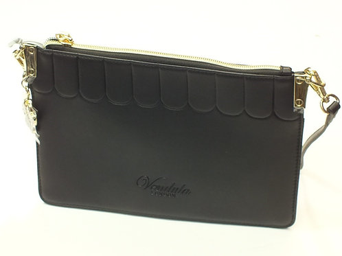 Pop Pouch Clutch - Black