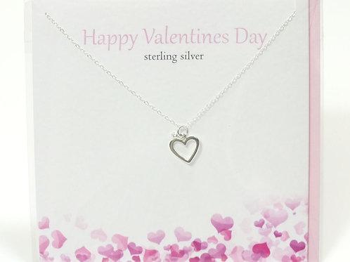 Happy Valentines Day Pendant